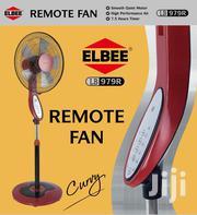 Elbee Curvy Remote Standing Fan   Home Appliances for sale in Greater Accra, Accra Metropolitan