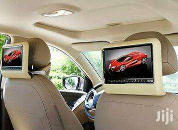 9* Car Headrest DVD Player USB/SD/DVD