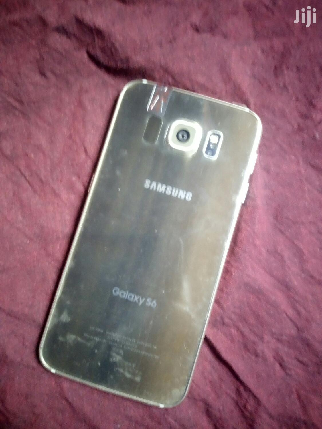 Samsung Galaxy S6 32 GB Gold   Mobile Phones for sale in Kokomlemle, Greater Accra, Ghana