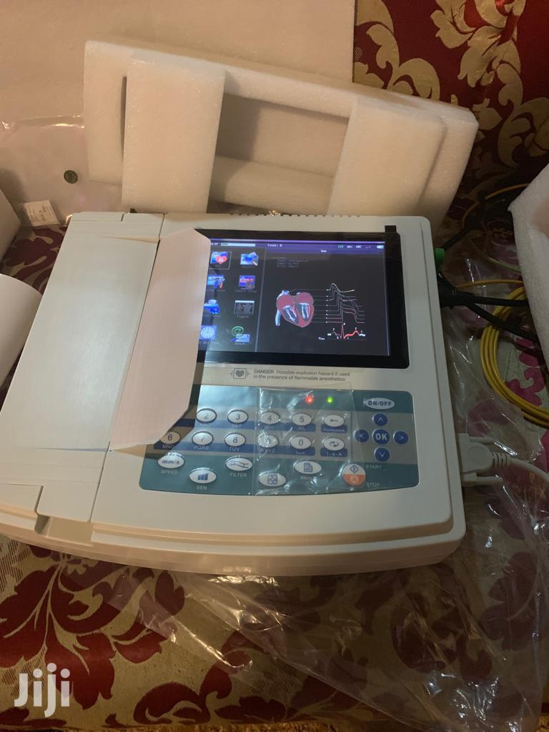 12channel Electrocardiogram Machine | Medical Equipment for sale in Dansoman, Greater Accra, Ghana