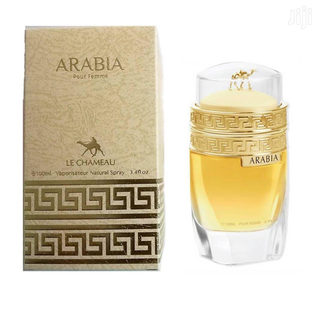 Archive: Arabia Perfume