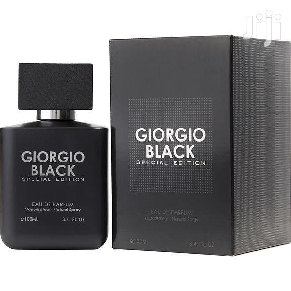 Georgia Black Perfume