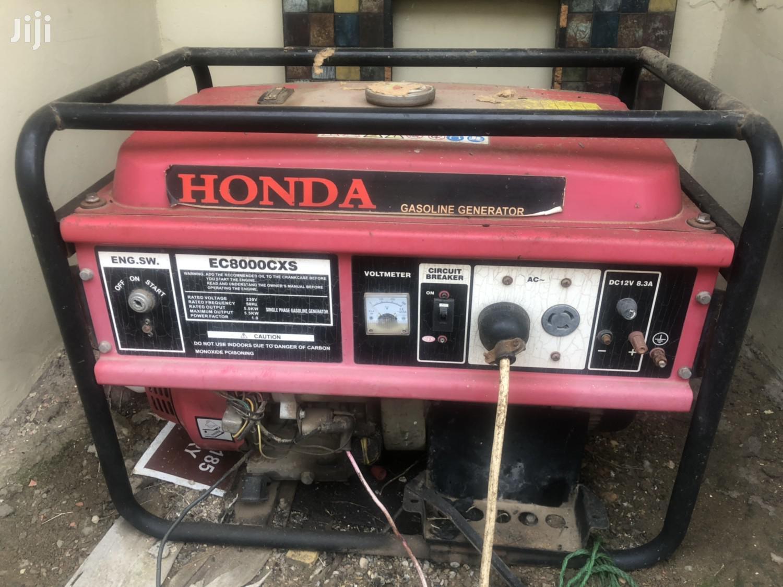 Honda Generator | Electrical Equipment for sale in Nungua East, Greater Accra, Ghana