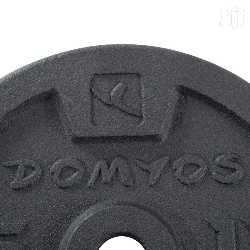Weight Training Dumbbells and Bars KIT 50 Kg | Sports Equipment for sale in Cantonments, Greater Accra, Ghana