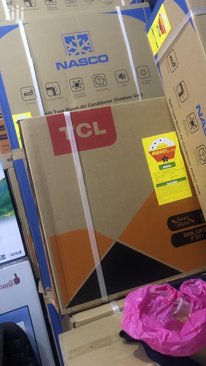 New- TCL 2.0 HP Split Air Conditioner*