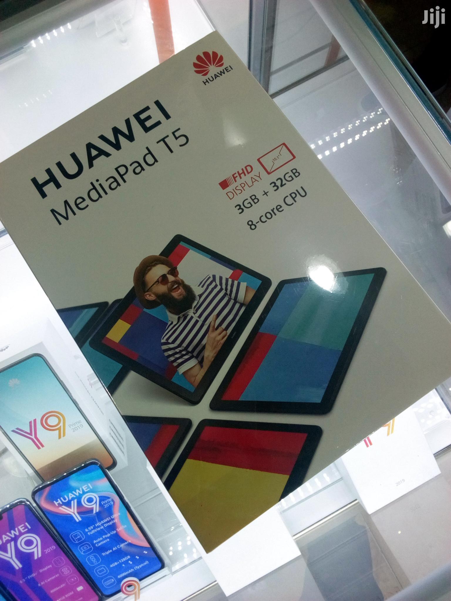 Archive: New Huawei MediaPad T5 10 32 GB Black