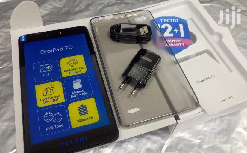 New Tecno DroidPad 7E 16 GB
