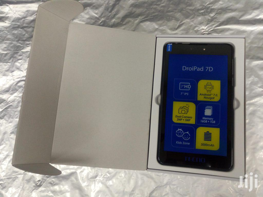 New Tecno DroidPad 7E 16 GB   Tablets for sale in Kokomlemle, Greater Accra, Ghana