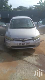 Honda Civic 2008 1.8 LX Silver | Cars for sale in Greater Accra, East Legon (Okponglo)