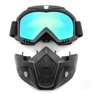 Motor Mask Googles 2019 | Vehicle Parts & Accessories for sale in Greater Accra, Alajo