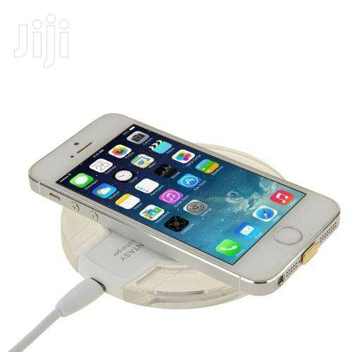 Universal Wireless Charging Pad | Accessories for Mobile Phones & Tablets for sale in Tamale Municipal, Northern Region, Ghana