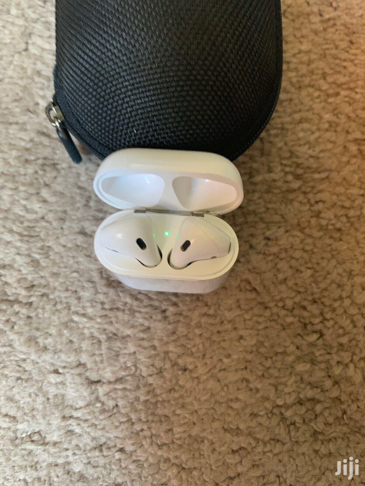 Apple Airpods 1 UK Used | Headphones for sale in Achimota, Greater Accra, Ghana