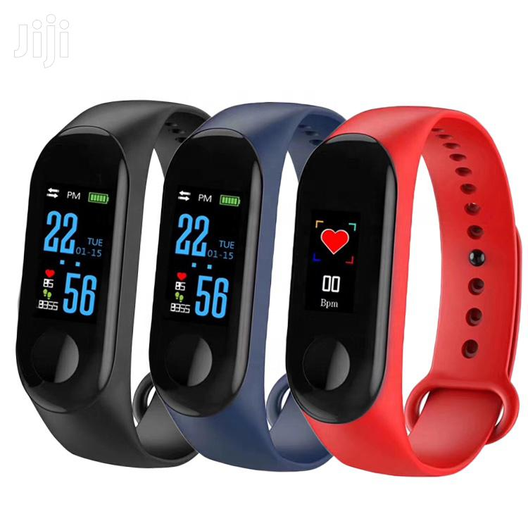 M4 Smart Health Band Bracelet | Accessories for Mobile Phones & Tablets for sale in Achimota, Greater Accra, Ghana