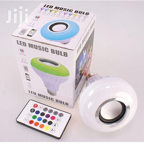 Archive: Bluetooth Music LED Bulb
