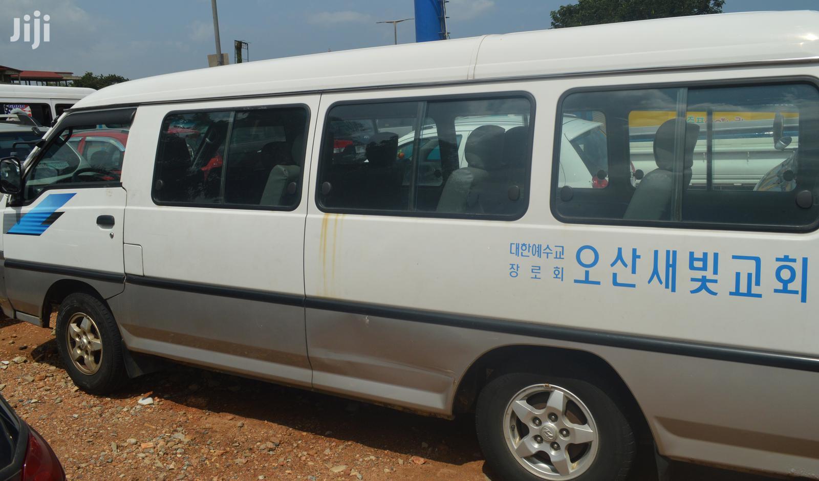 Hyundai Van | Buses & Microbuses for sale in Odorkor, Greater Accra, Ghana