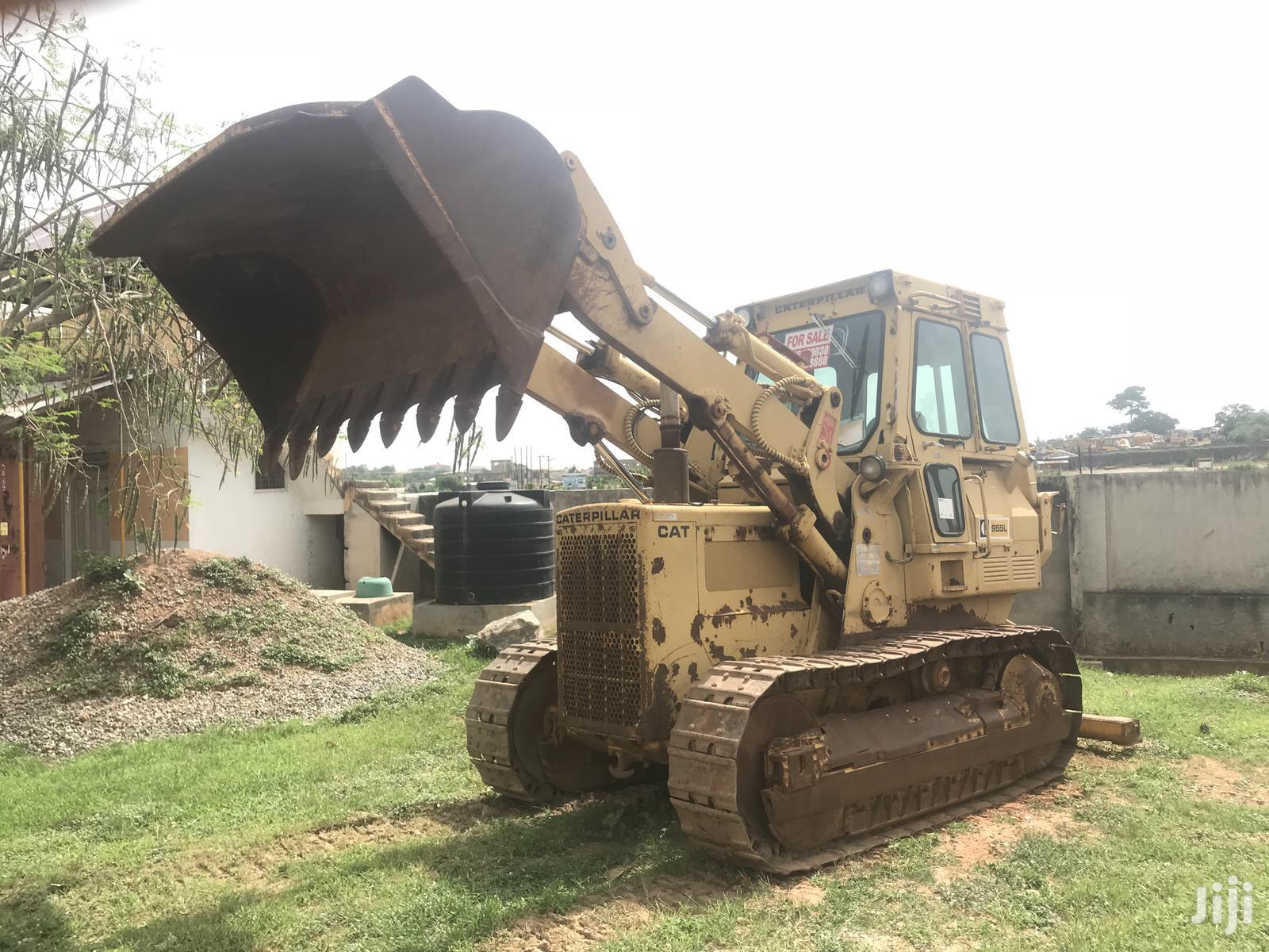 Cat 955 L Loader With Ripper | Heavy Equipment for sale in Kumasi Metropolitan, Ashanti, Ghana