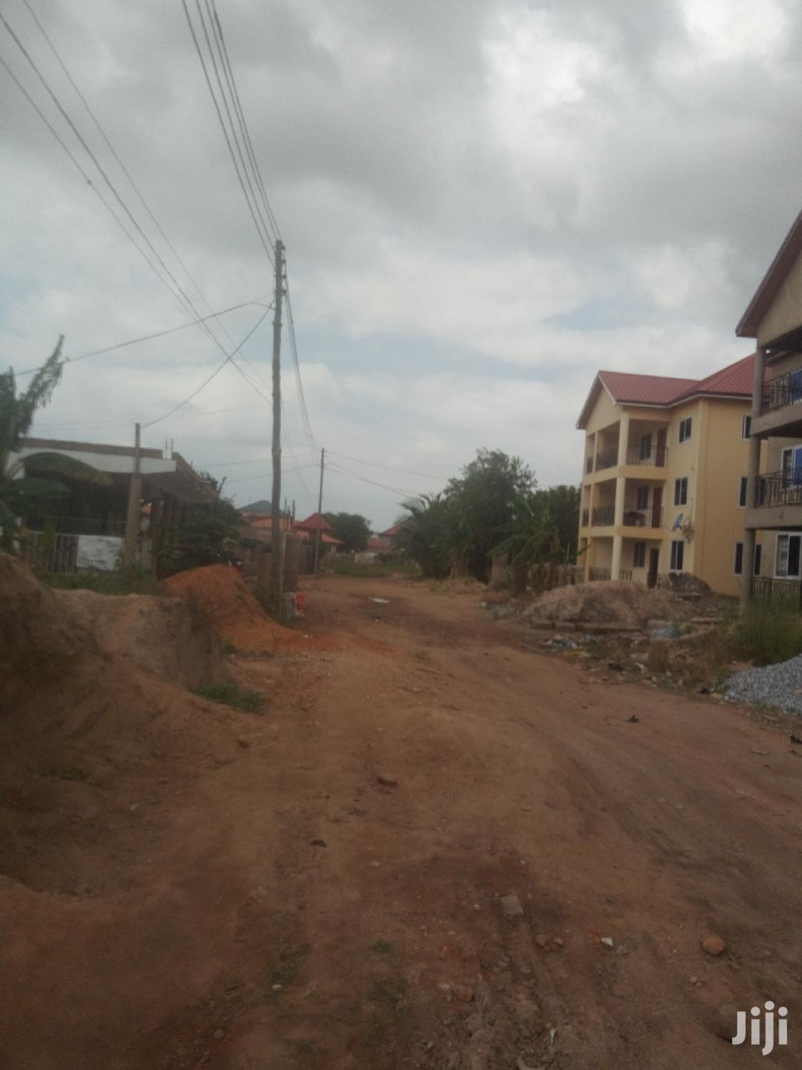Land With Title Doc. At Haatso Grand Star Hotel For Sale. Dry Land