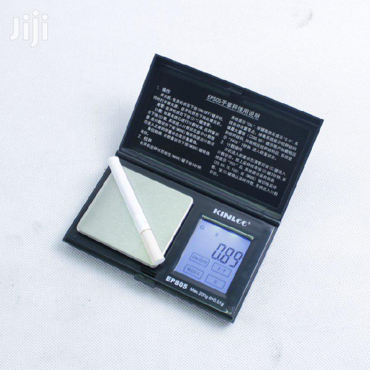 Archive: Pocket Scale Kinlee High Quality 200g