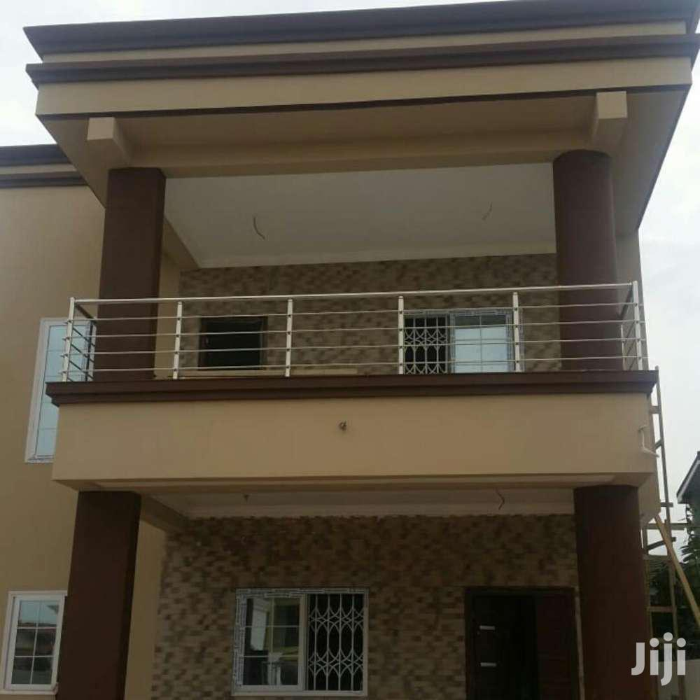 Executive Newly Built 4bedroom House For Sale In East Legon