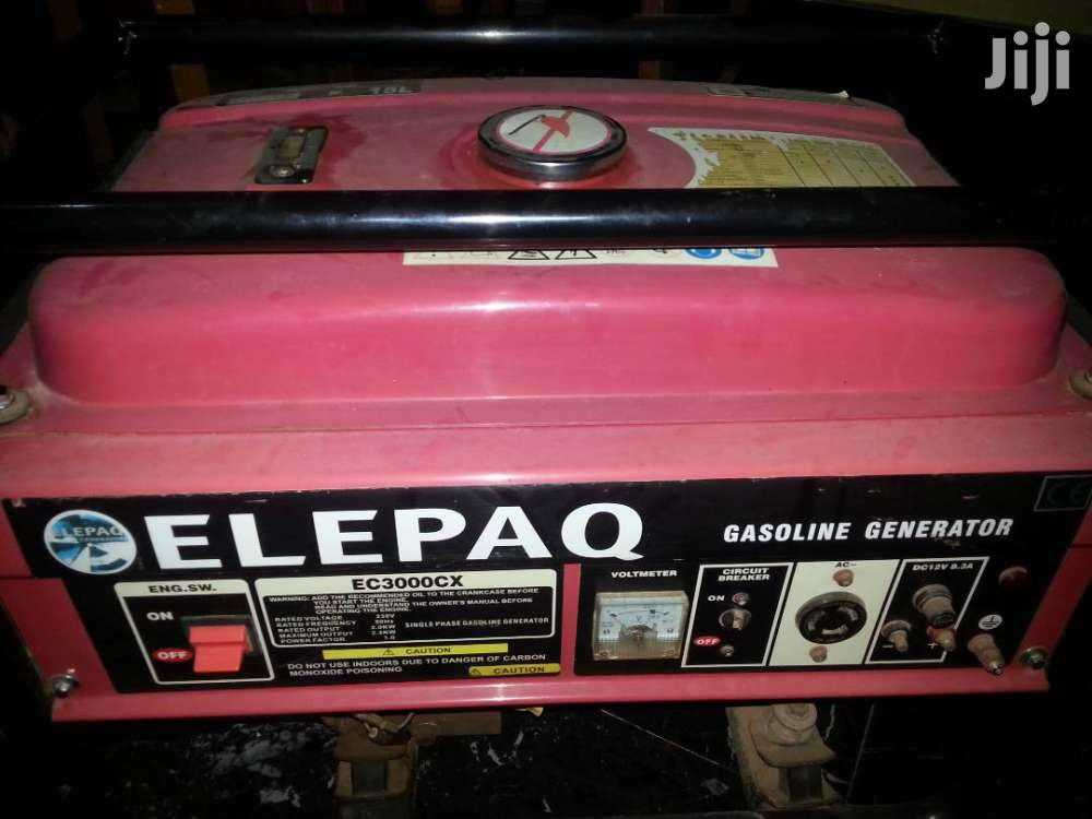 ELEPAQ GENERATOR | Electrical Equipment for sale in Tesano, Greater Accra, Ghana