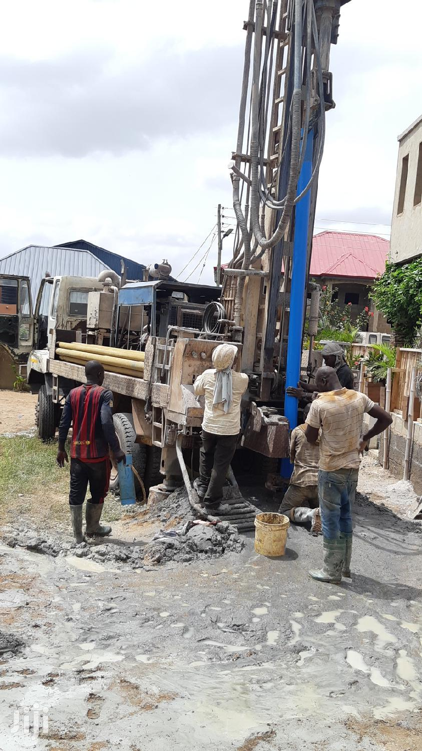 Borehole Company   Building & Trades Services for sale in Ho Municipal, Volta Region, Ghana