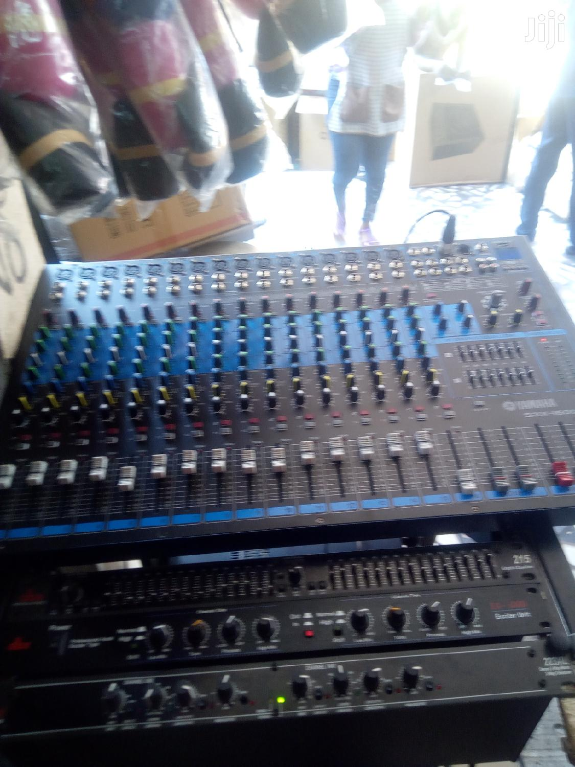 Yamaha 16 Channel Mixer | Audio & Music Equipment for sale in Dansoman, Greater Accra, Ghana