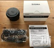 Sigma MC-11 Canon EF Mount Adapter To Sony E Mount | Photo & Video Cameras for sale in Greater Accra, Kokomlemle