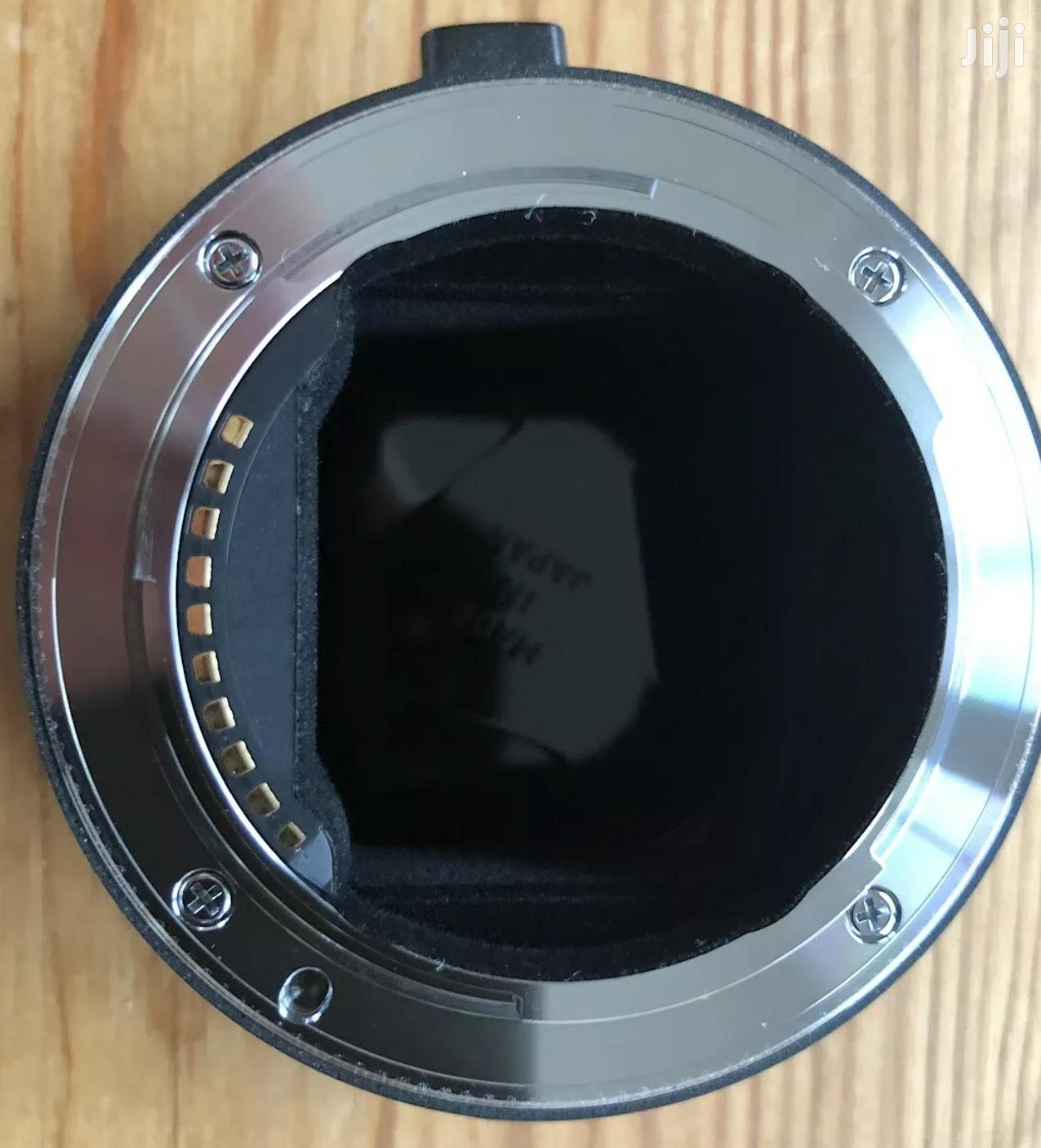 Sigma MC-11 Canon EF Mount Adapter To Sony E Mount | Accessories & Supplies for Electronics for sale in Achimota, Greater Accra, Ghana