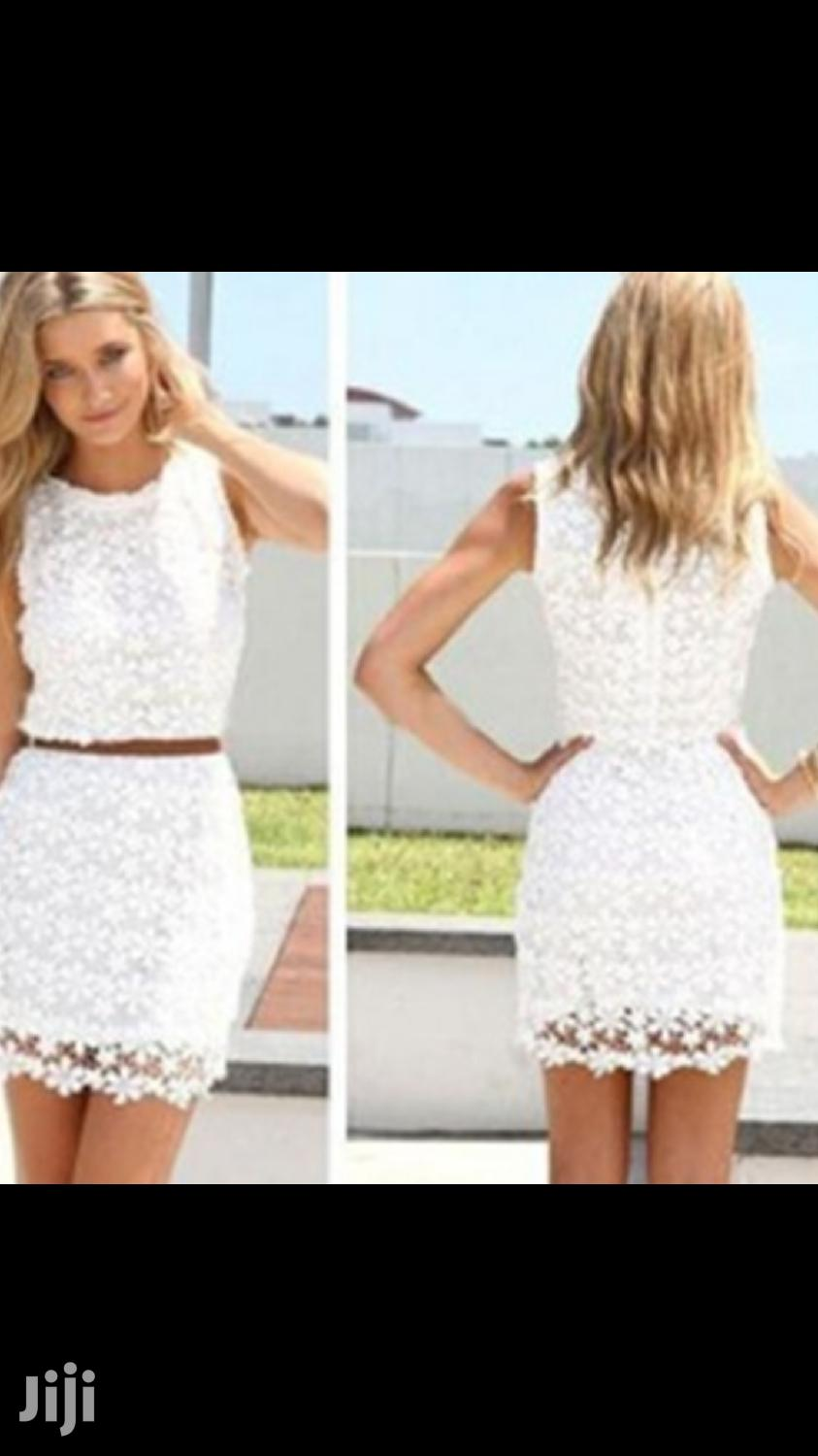 Lace Straight Dresses