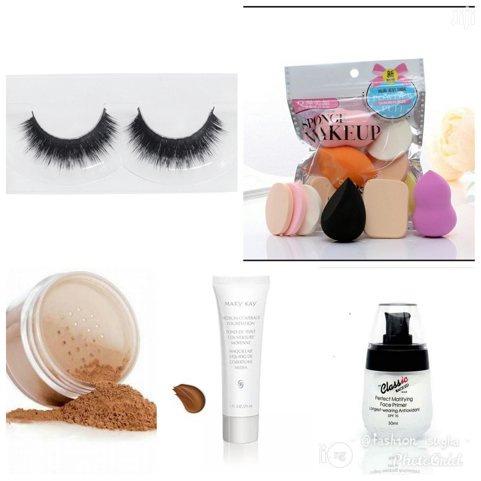 Archive: Set Of Makeup Accessories