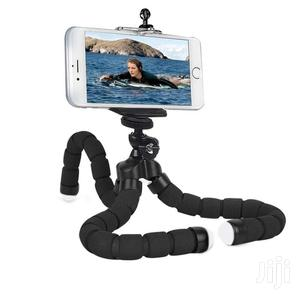 Mini Flexible Tripod With Phone Holder | Accessories for Mobile Phones & Tablets for sale in Greater Accra, Ga East Municipal
