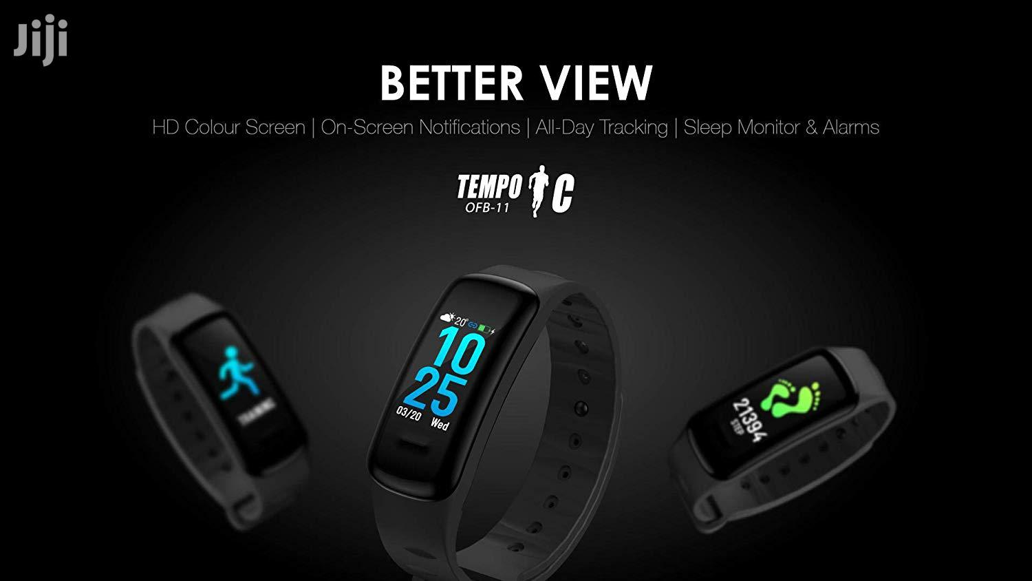 """Oraimo """"Tempo 2"""" Fitness Bracelet 