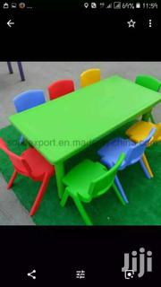 Rectangle Table for Pee School | Furniture for sale in Greater Accra, Achimota