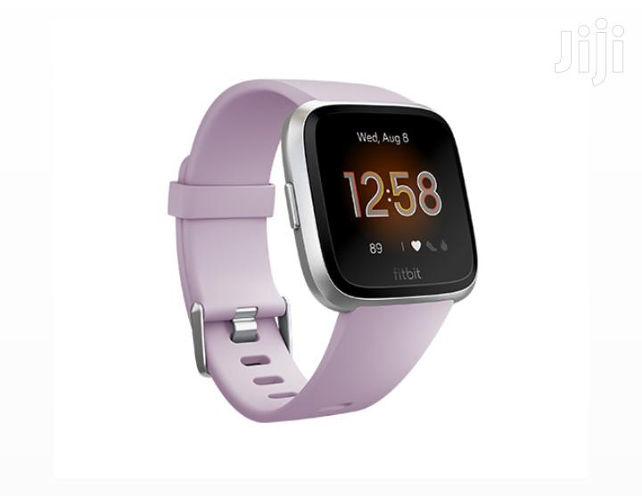 Fitbit Versa Lite Edition Smart Watch | Smart Watches & Trackers for sale in Accra Metropolitan, Greater Accra, Ghana