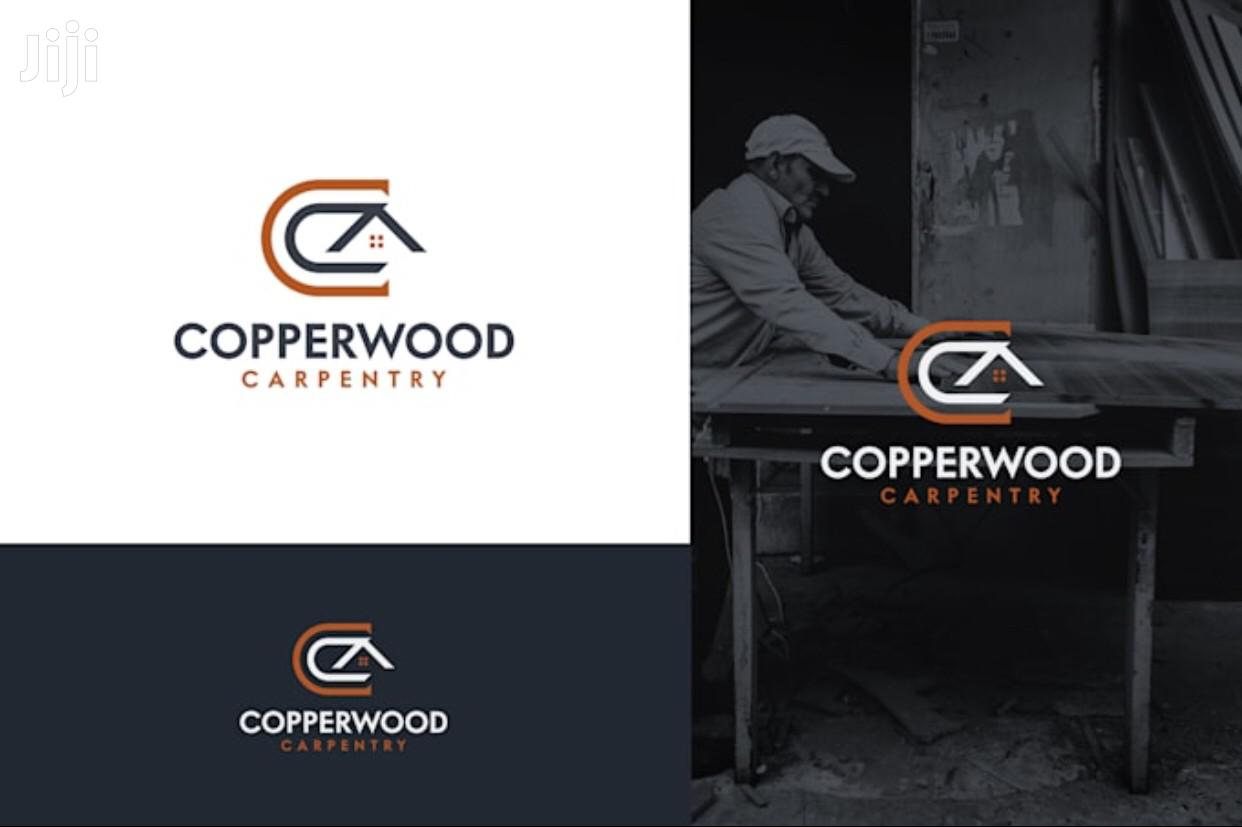Creative Logo | Computer & IT Services for sale in Achimota, Greater Accra, Ghana