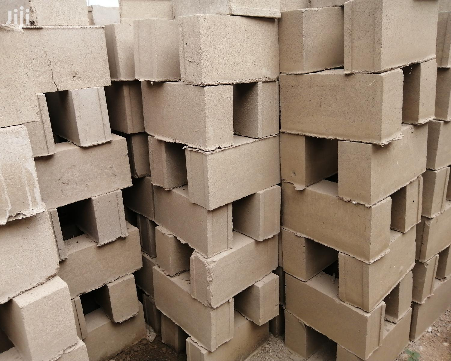 Quality 5 Inches Sand Solid Blocks Gh¢ 2.50