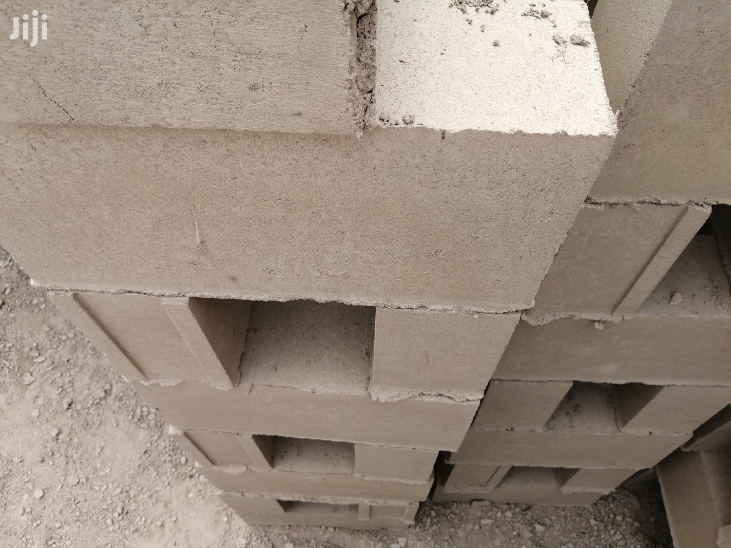 Quality 5 Inches Sand Solid Blocks Gh¢ 2.50 | Building Materials for sale in Ga West Municipal, Greater Accra, Ghana