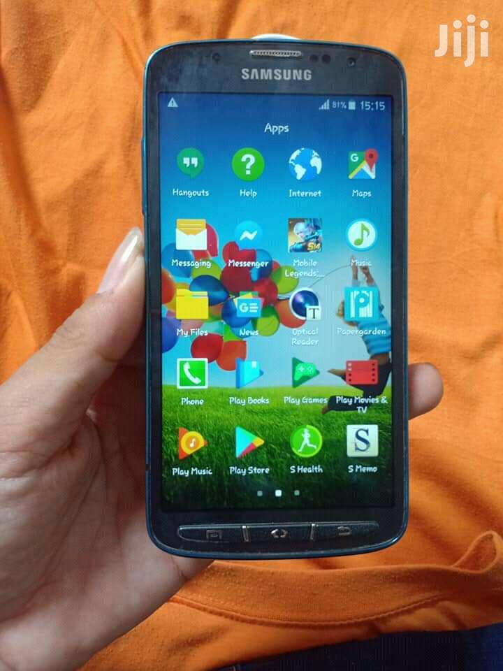 New Samsung Galaxy I9295 S4 Active 16 GB | Mobile Phones for sale in Kumasi Metropolitan, Ashanti, Ghana