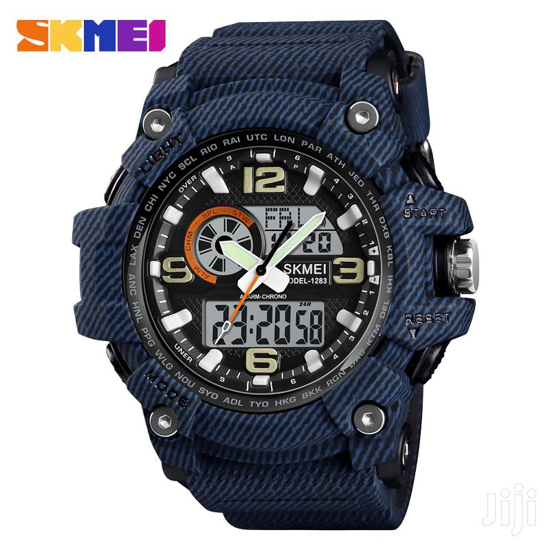 Skmei Military Sports Watch | Watches for sale in Achimota, Greater Accra, Ghana