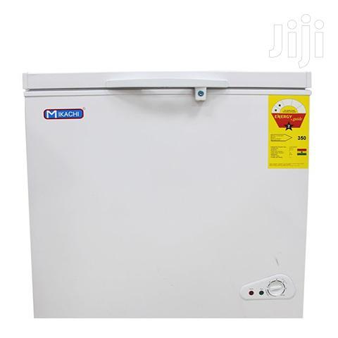Archive: Mikachi Chest Freezer 218 Litre # MIK-270 White