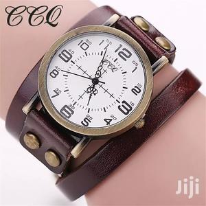 CCQ Quartz Watch