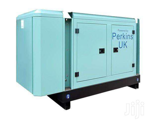 NEW PERKINS GENERATOR SET