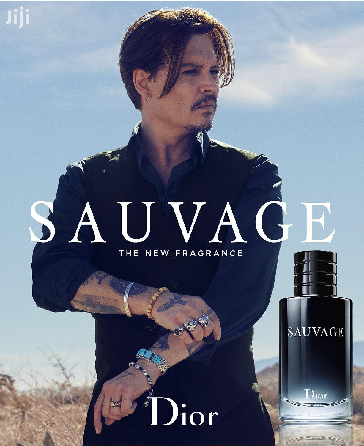 Dior SAUVAGE EDT (100ml) | Fragrance for sale in Adenta Municipal, Greater Accra, Ghana