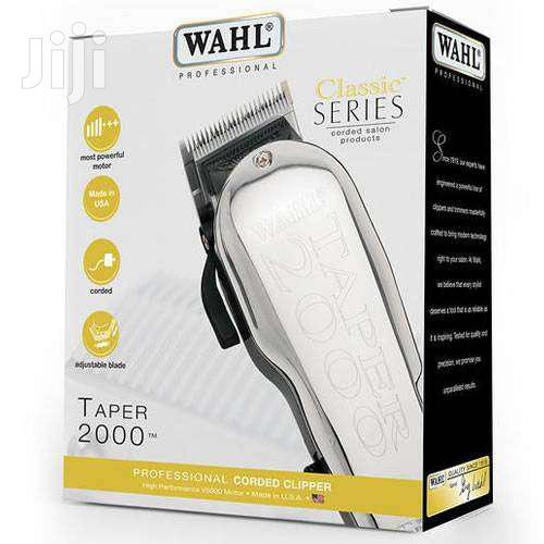 Archive: Hair Clipper/ Wahl 2000