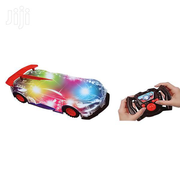 Sports Racing Car With Remote & Light
