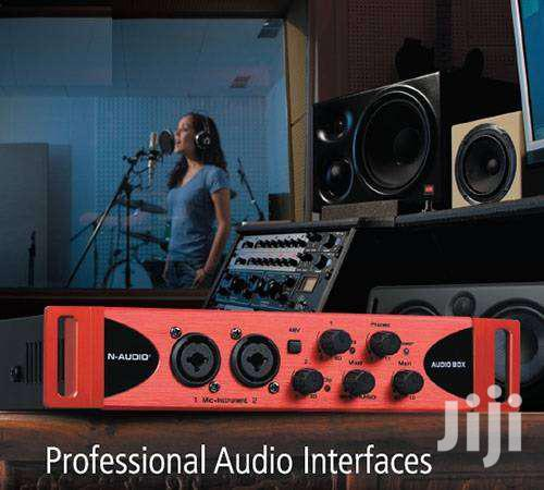 Archive: Presonus Audio Box/ USB Audio Interface/ Sound Card