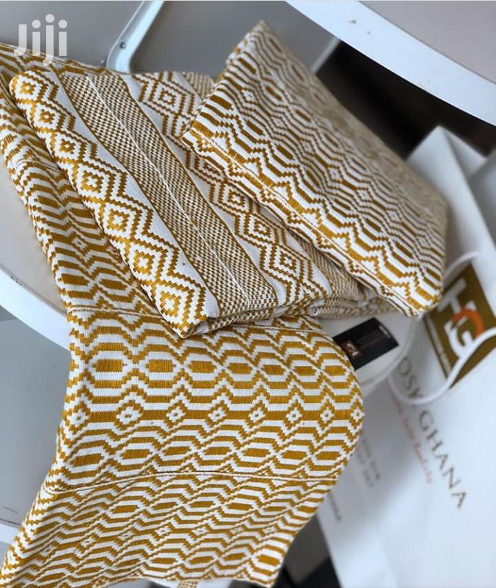 Odo Chain Quality Hand Weaved Bonwire Kente