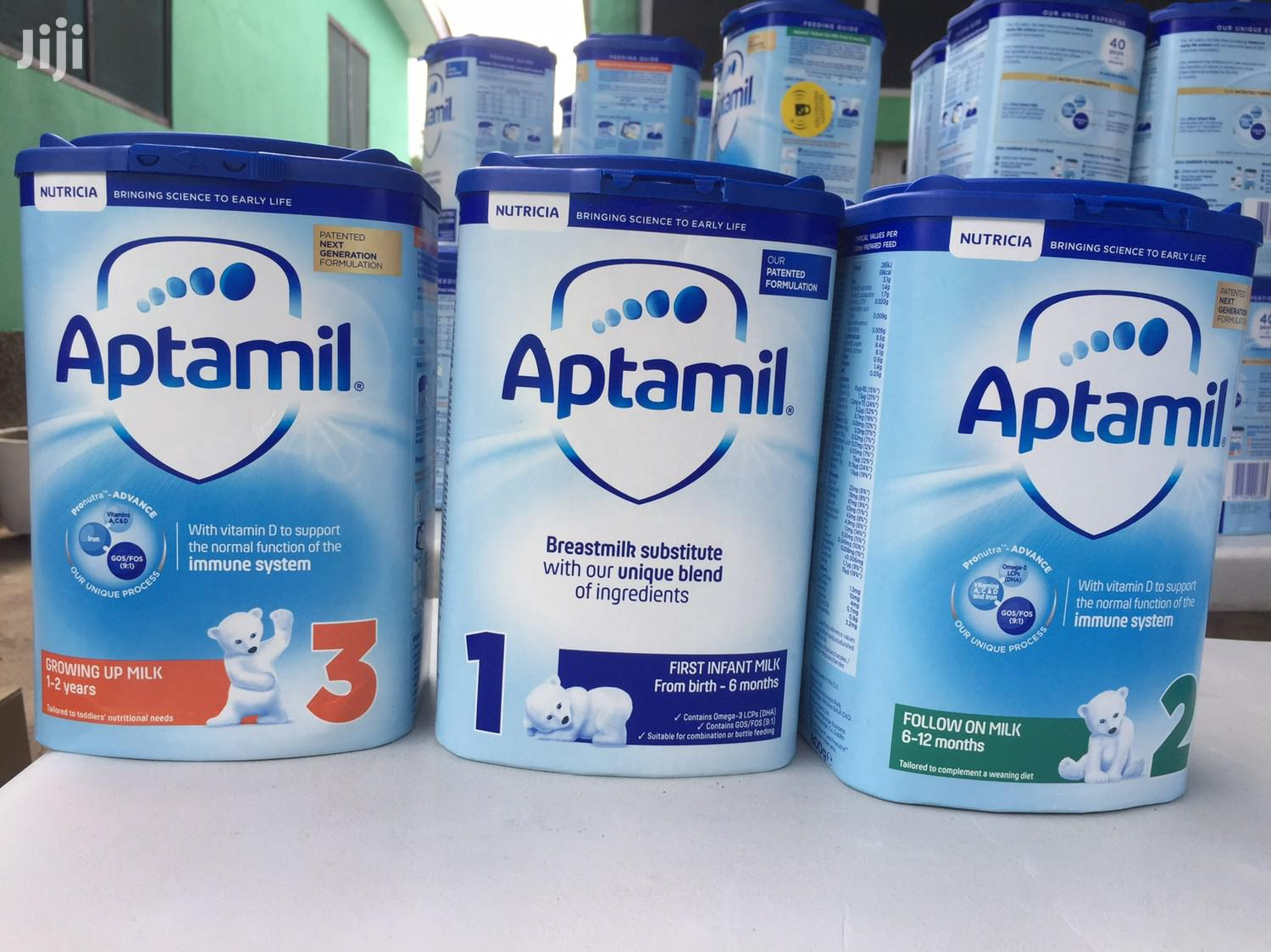 Aptamil Baby Foods All Stages in Stock