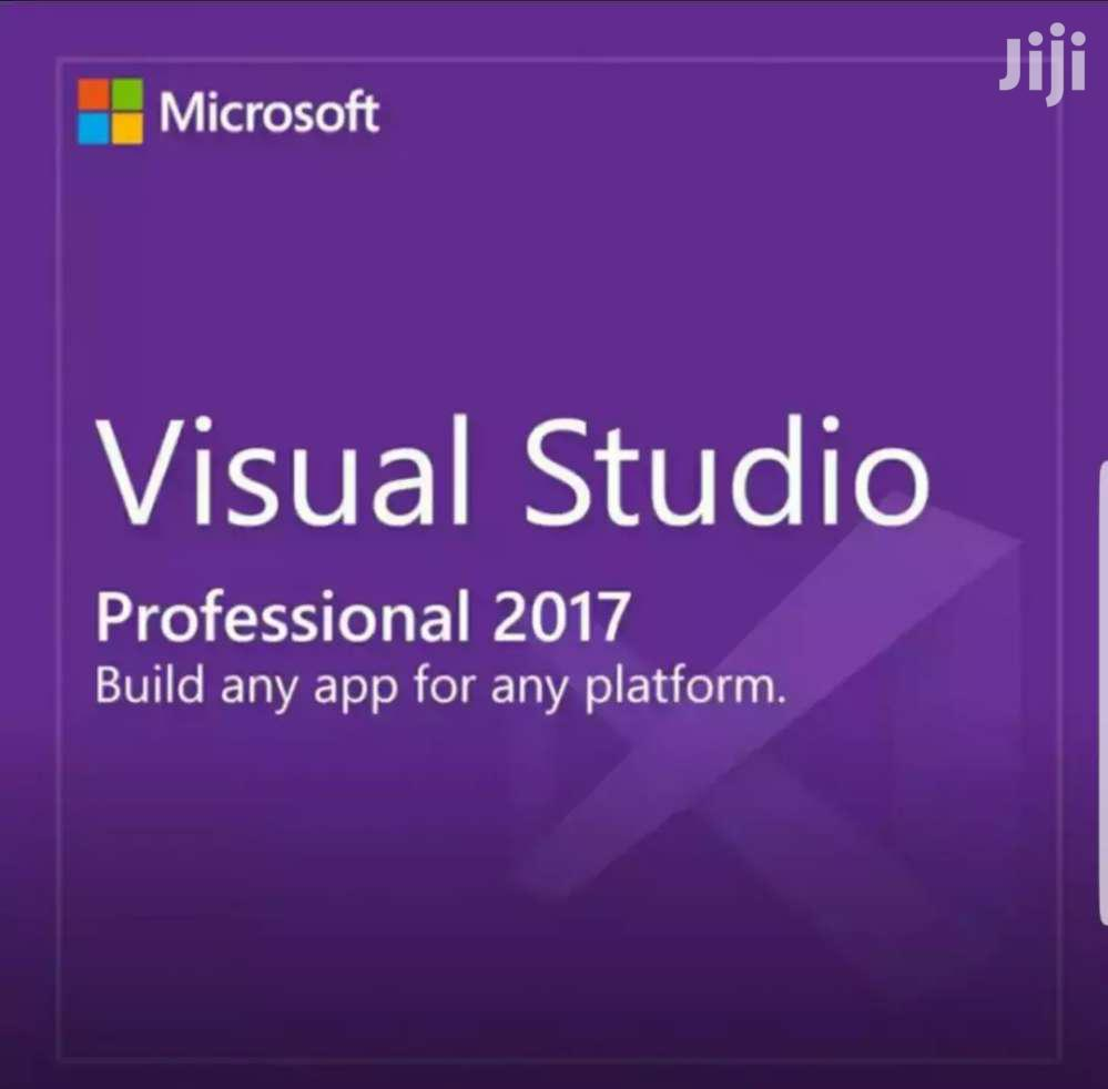 Archive: Microsoft Visual Studio 2017 With Keys Full