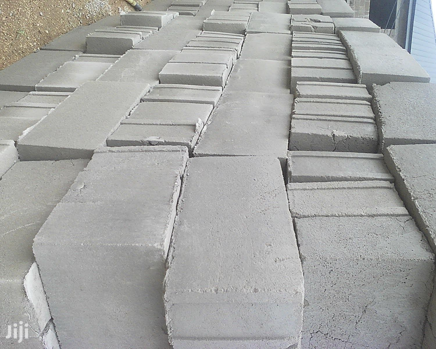 Quality 6 Inches Dust Blocks Gh¢ 3.80 | Building Materials for sale in Ga West Municipal, Greater Accra, Ghana